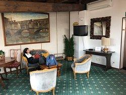 Un Hotel pratico e ben curato
