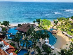Fabulous relaxation & stunning location, the complete resort experience