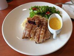 French pork chop