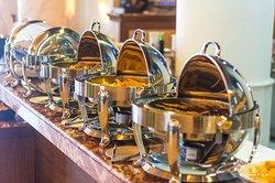 Sunday's Open lunch Buffet International, Lebanese, Meza, Sushi and much more...