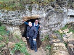Odesa Catacombs