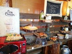 imagen Restaurant Can Mont Cad en Sentmenat