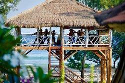 Sunset Beach Yoga Gili Trawangan