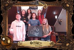 Best Escape room,we have been to!