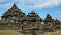 Thank for the big days around temple yogyakarta
