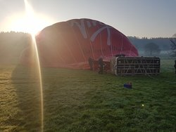Virgin Balloon Flights - Berrington Hall