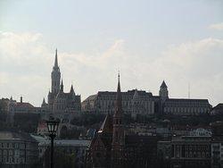 Matthiaskirche + Fischerbastei