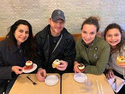 Cupcakes at mollies