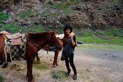 horse riding time