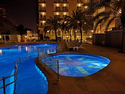 Hotel splendide et très propre