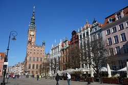 Main Town Hall Gdansk