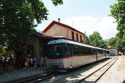 Станция Калаврита
