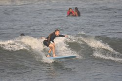 Best surfing lessons