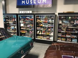 Mustang Owners Museum, Concord, NC