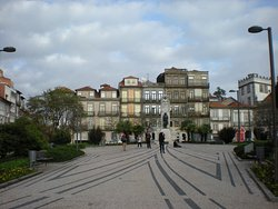 Praça de Carlos Alberto