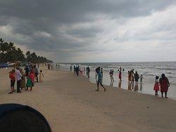 Andhakarnazhy beach
