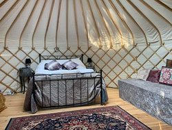 Brilliant Glamping Experience