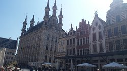Day out at Leuven