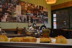 La Branche De Figuier- Restaurant Palestinien