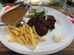 The Boondocks - American Steakhouse