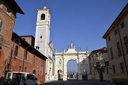Arco del Belvedere