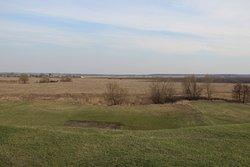 Мемориал битвы на реке Воже, окрестности