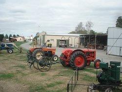 Farm Equipment outside