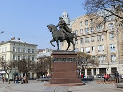 Monument To King Danylo