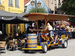 Unser Big Bierbike in Erding!