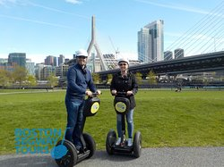 Riding your #cruise #ship into #BlackFalcon this fall? Whether it's #Celebrity or #RoyalCaribbean, find us near #FaneuilHall to see so much, in so little time! 😃 #Boston #Segway #Tours www.bostonsegwaytours.net