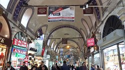 The Grand Bazaar of Edirne