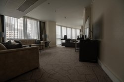 Room 801 - The living room