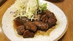 仙台牛バター醤油焼(880円)