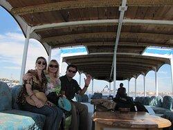 Nile travel.