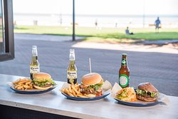 Great food and the best views of Glenelg