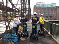 Looking for #fun? We're the one! From #friends to #family, we get it done 😃 #Boston  #Segway  #Tours  www.bostonsegwaytours.net