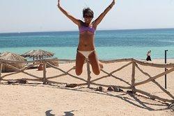 isola PARADISE a Hrghada  una giornata con la barca  e pranzo sull'isola magica PARADISE