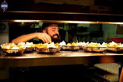 American-style Diner serving up good eats, beats & drinks in Soho all week long.
