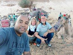con i cammelli nubiani