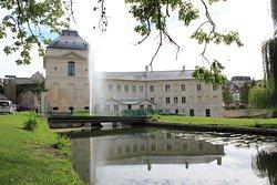 Pavillon de Manse, Moulin des Princes
