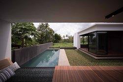 Cabana Pool Villa