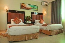 Twin Deluxe En Suites  Rooms