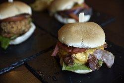 Texas BBQ Grill - Tris Burger