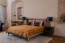 Pokój typu deluxe z dodatkowym łóżkiem