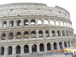 il Colosseo nella parte originale