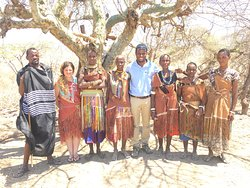Experience the Datoga Tribe in Lake Eyasi - South of the Ngorongoro Conservation Area in Tanzania