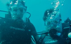getting PADI certified