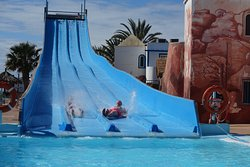Sister Hotel water park