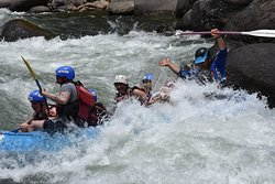 """""""Arenal Rafting Company, world class rafting""""