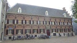 Rijksmonument Latijnse School Nijmegen uit 1544